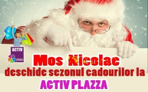 Ghetutele magice in Activ Plazza